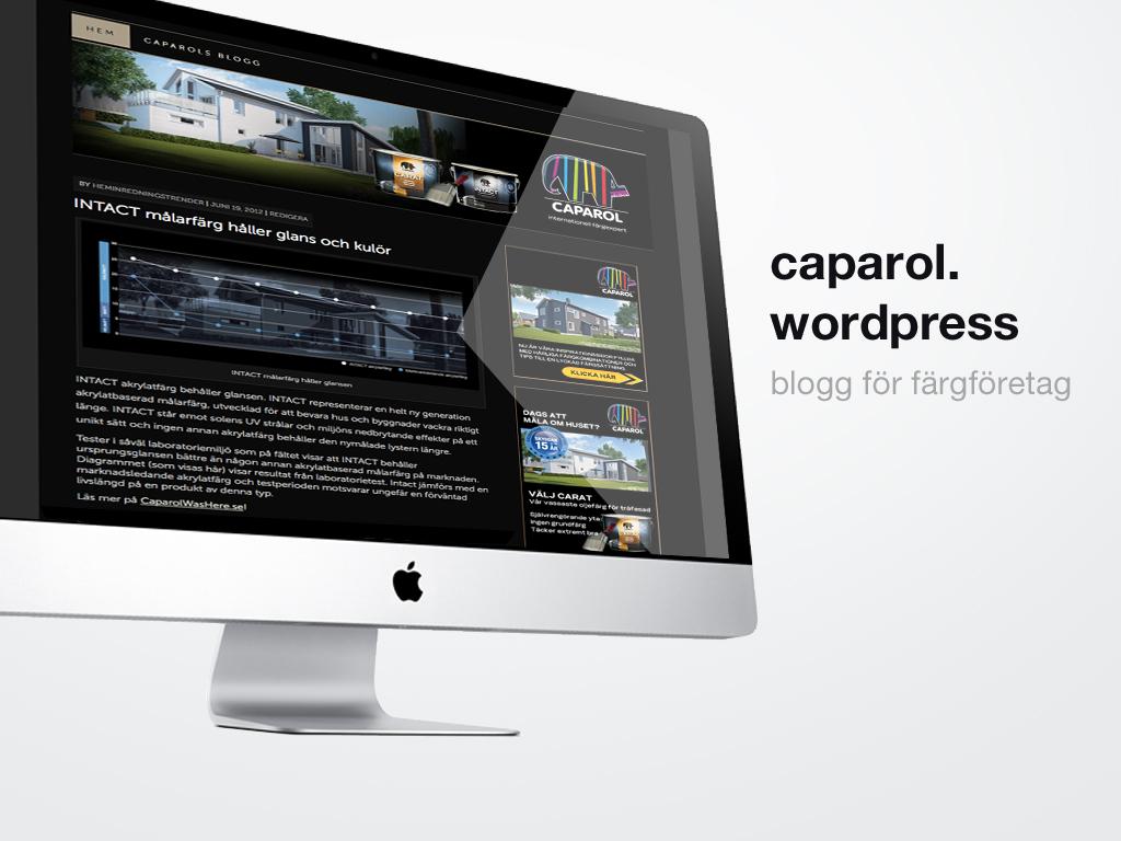 Caparol blogg