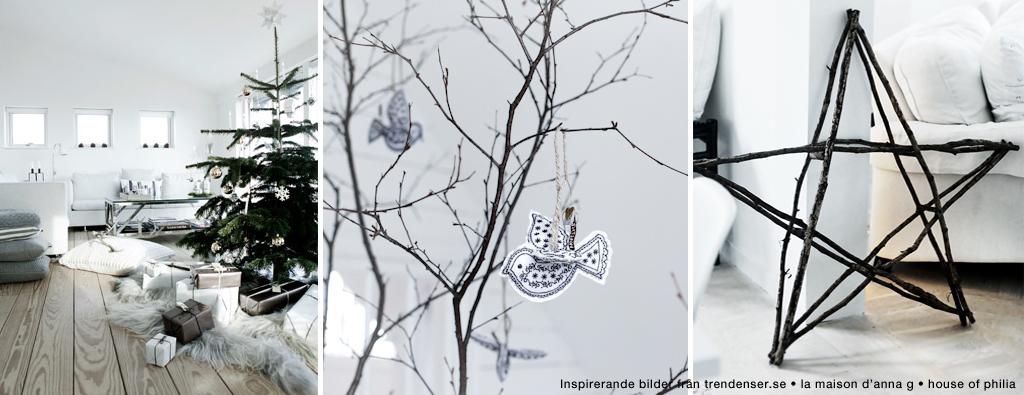 PiaK-god jul-inredning - inspiration