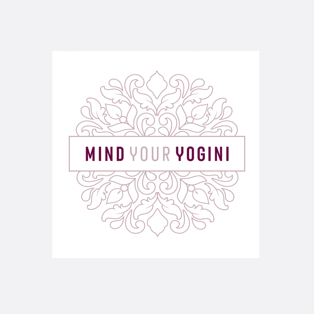 Mind your yogini logo