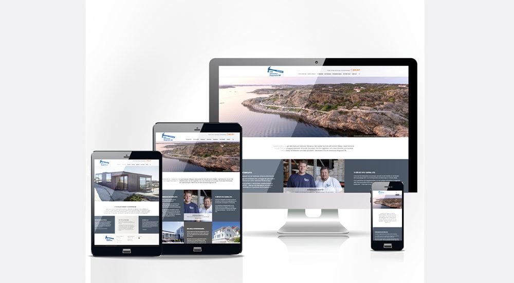 Svenssons webdesign