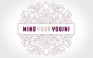 MindYourYogini logotyp