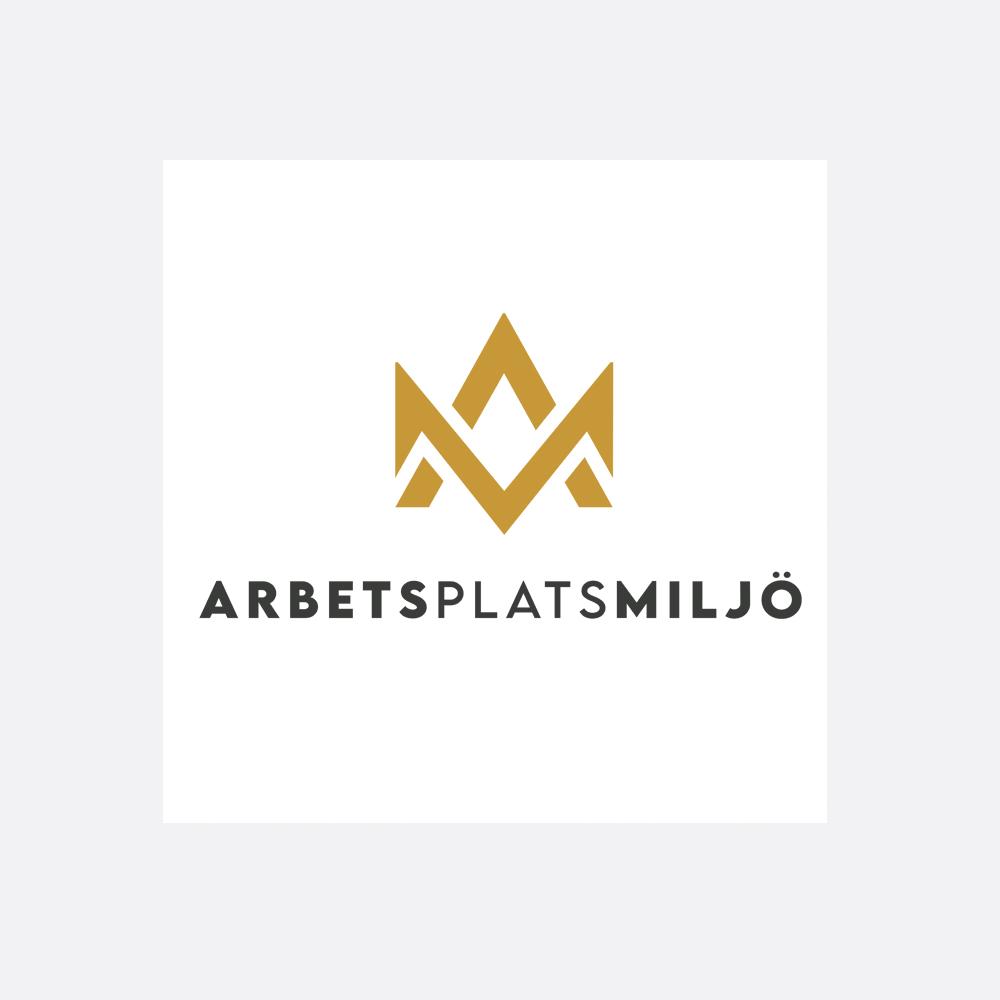 Arbetsplatsmiljö logo